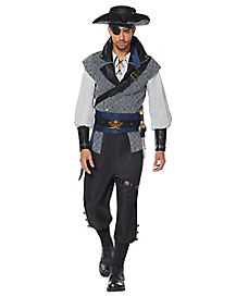 Adult Pirate Costume – The Signature Collection