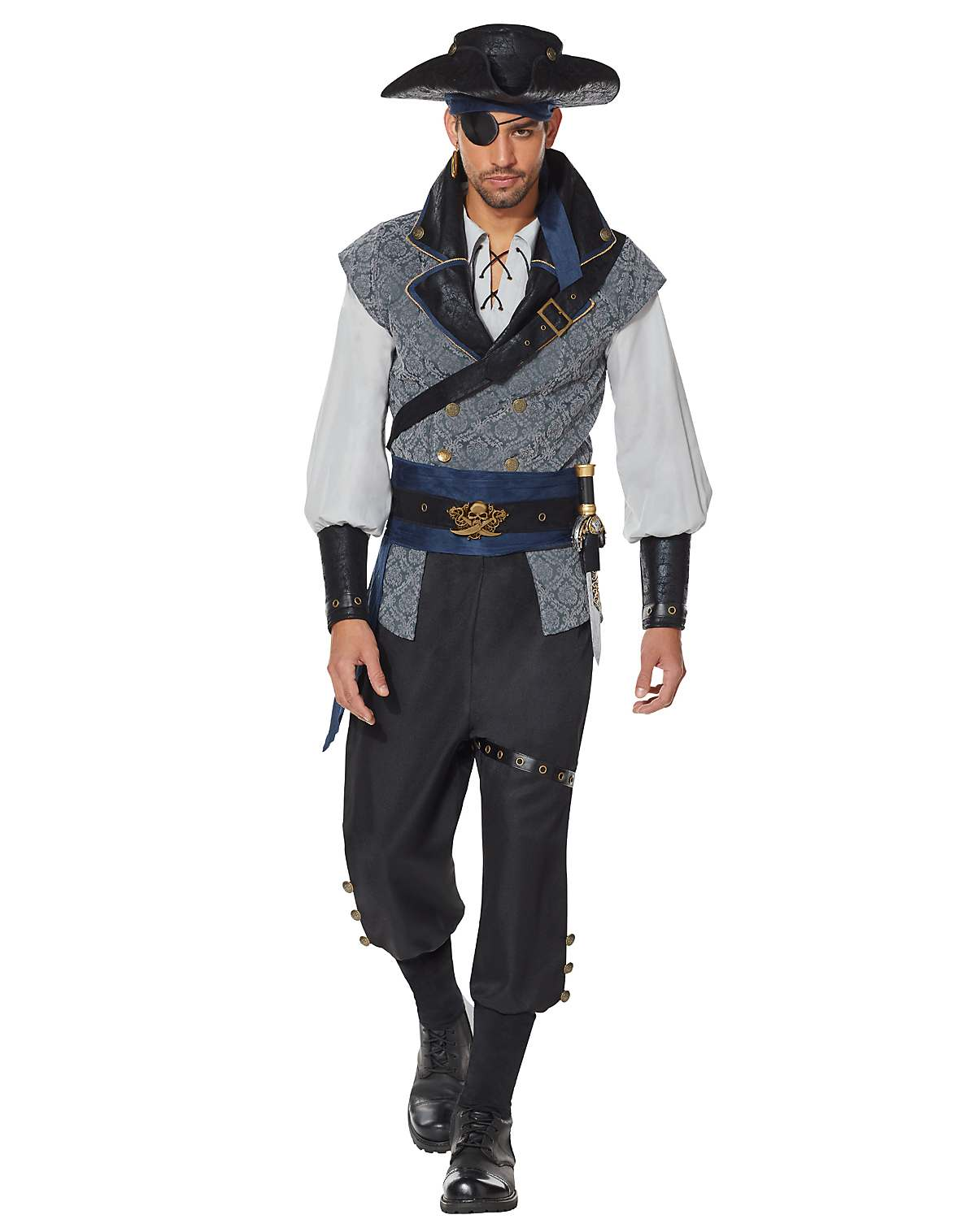 Adult Pirate Costume - The Signature Collection