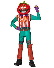 Kids TomatoHead Costume - Fortnite