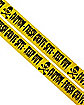 Gravesite Caution Tape - Decorations