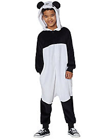 Kids Panda Union Suit