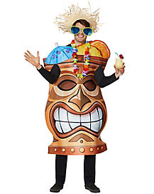 Adult Tiki Man Costume