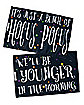 Hocus Pocus Pillow Cases Decorations - Disney