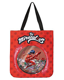 Be Miraculous Tote Bag - Miraculous: Tales of Ladybug & Cat Noir