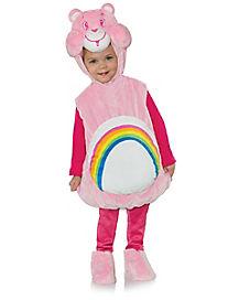 Kids Cheer Bear Costume - Care Bears