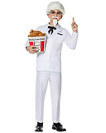 Kids Colonel Sanders Costume - KFC