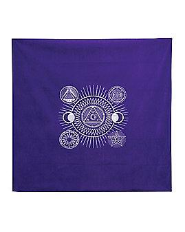 Illuminati Symbol Tablecloth