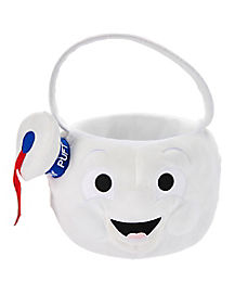 Stay Puft Marshmallow Man Plush Bucket – Ghostbusters