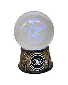 Magical Pentagram Pedestal Ball