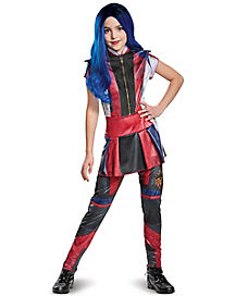 Kids Evie Costume - Descendants 3
