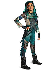 Kids Uma Costume Deluxe - Descendants 3