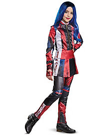Kids Evie Costume Deluxe - Descendants 3