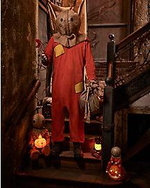 Adult Sam Costume - Trick 'r Treat