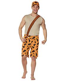 Bamm Bamm Rubble Costume - The Flintstones