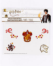 Kids Gryffindor Decals - Harry Potter