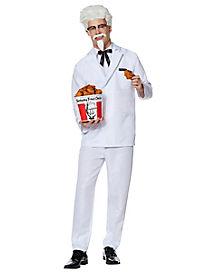 Adult Colonel Sanders Costume - KFC