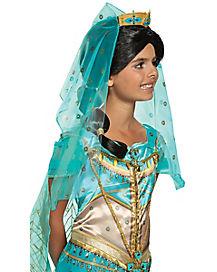 Kids Princess Jasmine Tiara - Aladdin