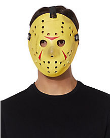 Jason Voorhees Mask - Friday the 13th