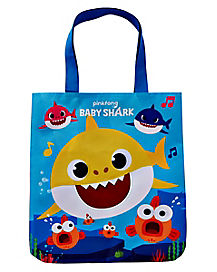 Baby Shark Treat Tote