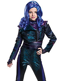 Kids Mal Wig - Descendants 3