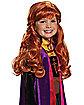 Kids Anna Wig - Frozen 2