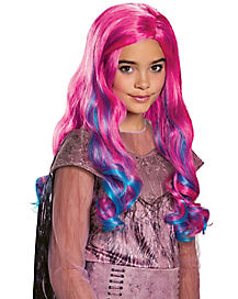 Kids Audrey Wig - Descendants 3