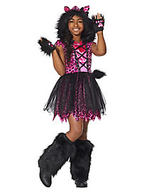 Kids Leopard Costume