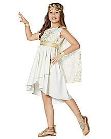 Girls Roman Greek Costumes Spirithalloween Com
