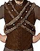 Adult Faux Fur Medieval Vest