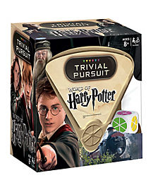 Trivial Pursuit: World of Harry Potter Edition - Disney
