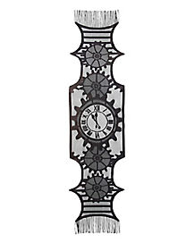 Steampunk Table Runner - Decorations