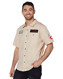 Ghostbusters Work Shirt
