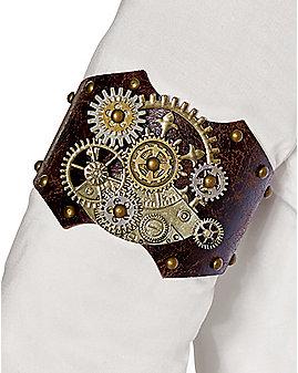 Steampunk Arm Cuff