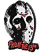 Jason Voorhees Magnet - Friday the 13th