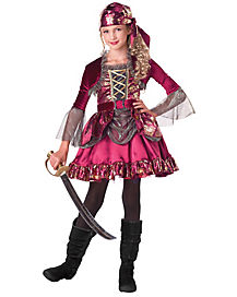 Kids First Mate Pirate Costume