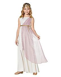 Kids Roman Princess Costume