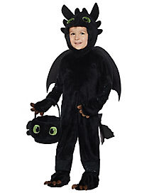 Toddler Toothless Costume – How to Train Your Dragon