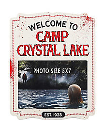 Jason Voorhees Photo Frame - Friday the 13th