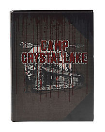 Camp Crystal Lake Book Box - Friday the 13th