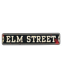 Elm Street Sign - A Nightmare on Elm Street