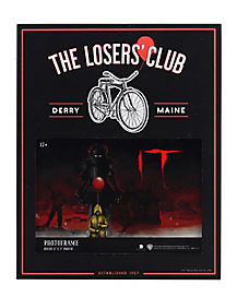 Loser's Club Photo Frame - IT