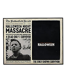 Michael Myers Photo Frame - Halloween