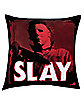 Michael Myers Slay Pillow - Halloween