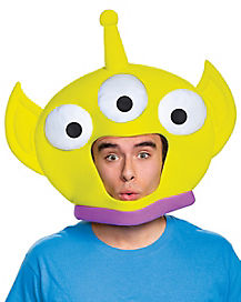 Alien Headpiece - Toy Story