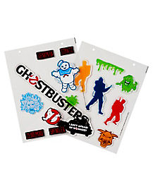 Ghostbusters Gel Clings