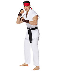 Adult Ryu Costume - Street Fighter