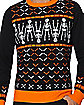 Adult Halloween Sweater