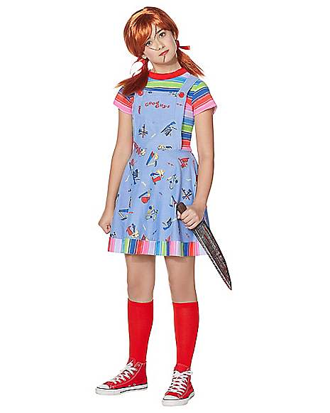 Kids Chucky Dress Spirithalloween Com