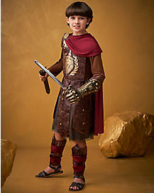 Kids Roman Gladiator Costume - The Signature Collection