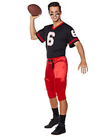 Adult Football Player Costume
